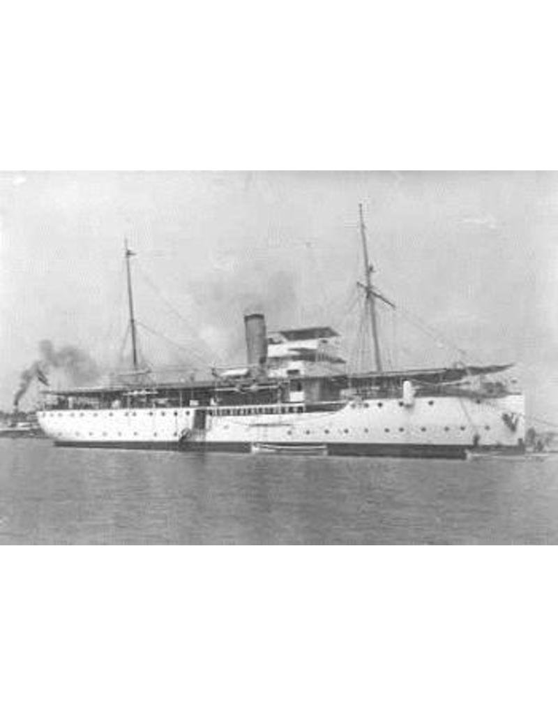 "NVM 16.11.015 HrMs flottieljevaartuig ""Edi"" (1897)"