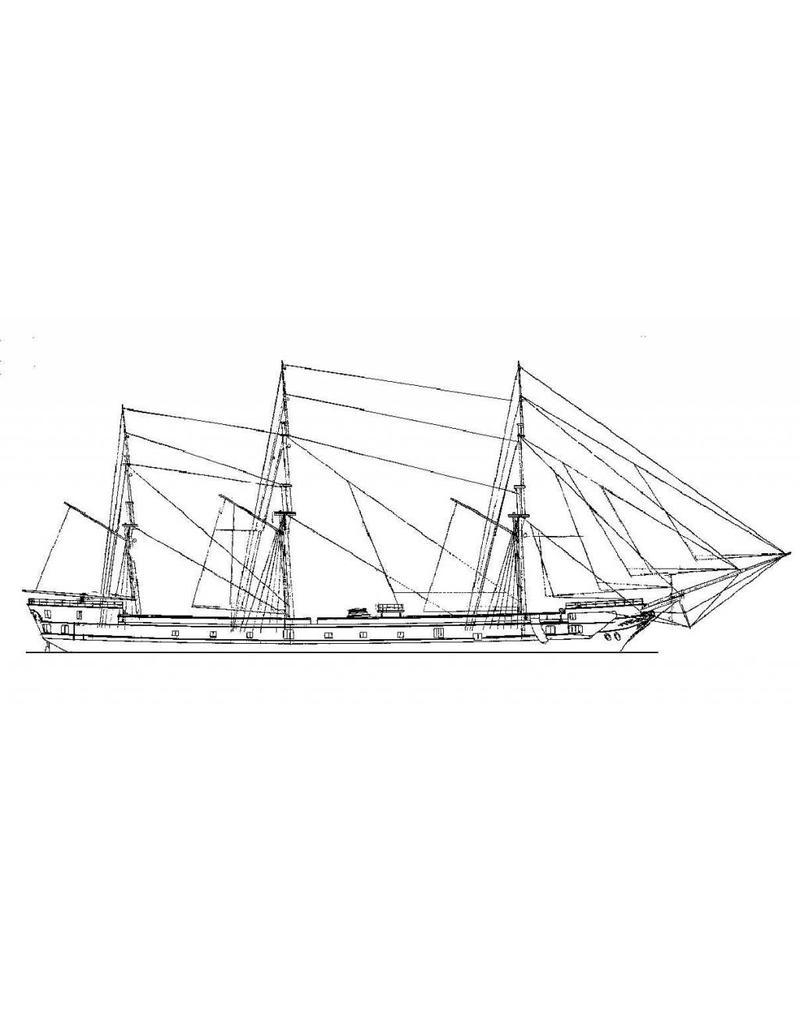 "NVM 16.11.026 fregat HrMs ""Johan Willem Friso"" (1888)"