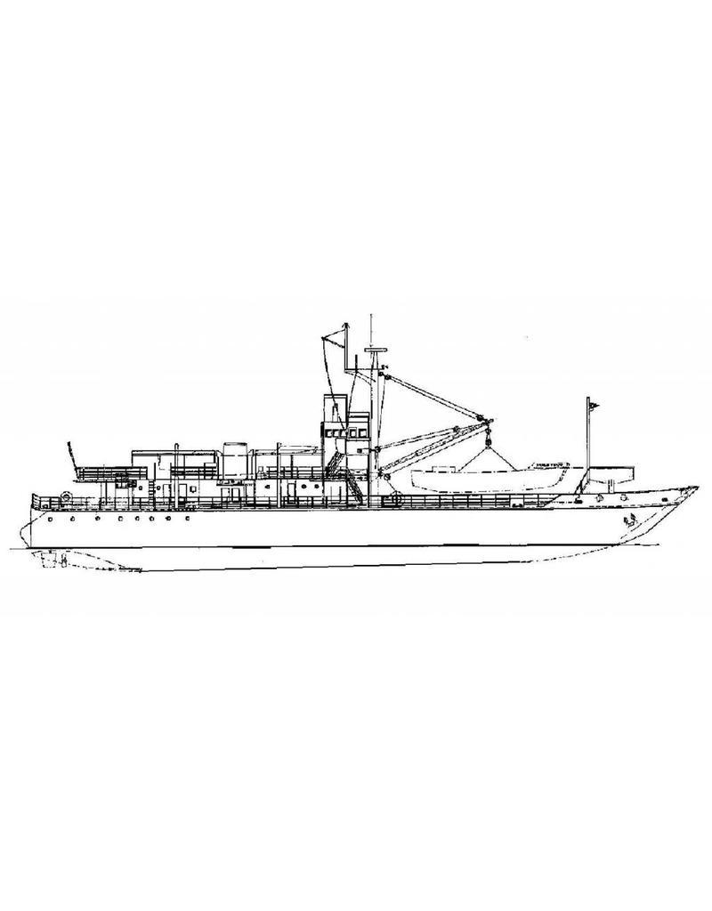 NVM 16.11.036/A landingsvaartuig LCU (1961)