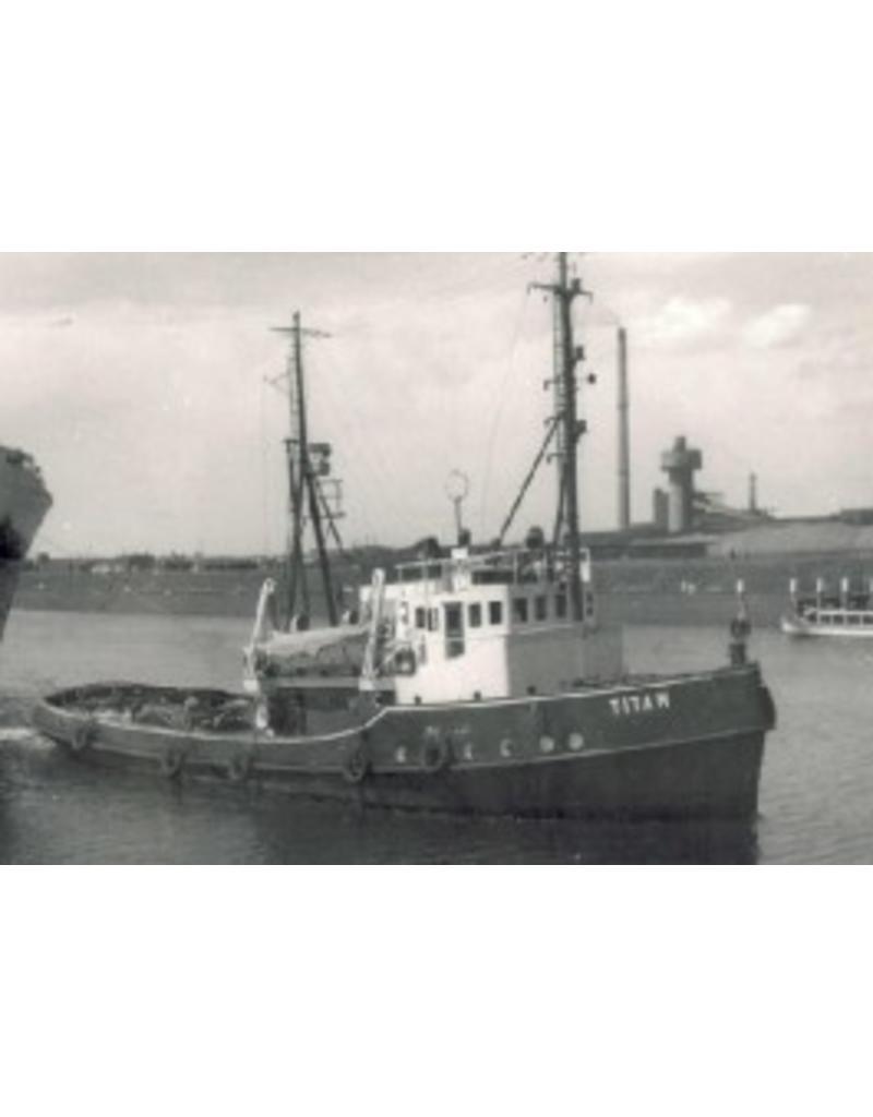 NVM 16.14.013 zeesleper ms Titan III (1955)- Wijsmuller