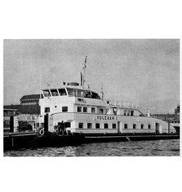 "NVM 16.14.057 duwboot ms Vulcaan I"" (1960) - Vulkaan Handels & Transport Mij."