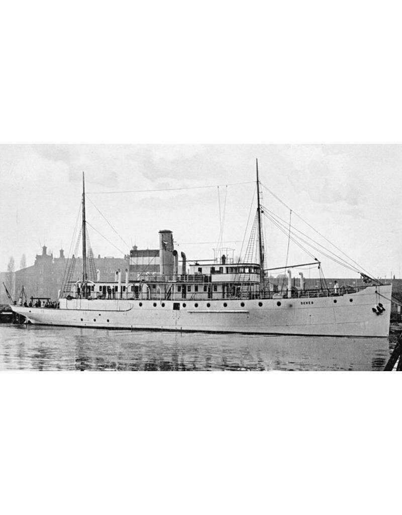 """NVM 16.18.010 gouvernements patrouillevaartuig ss """"Deneb"""" (1915)"""