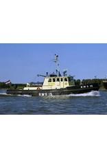 NVM 16.18.032 patrouilleboot RWS 15 ex-Oude Maas (1969) - RWS