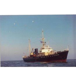 "NVM 16.18.035 loodsboot ms ""Castor"" (1950) - Min. Van Marine"