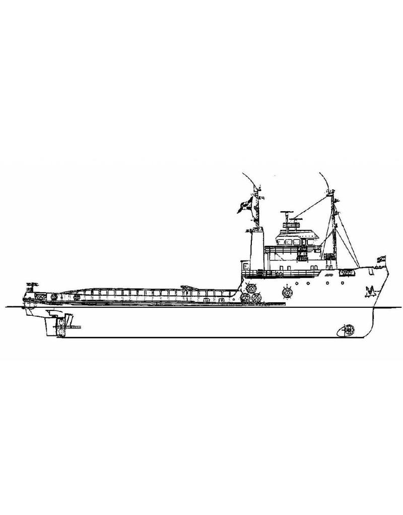 NVM 16.14.003 supply ms Smit Lloyd 25 (1982) - Smit Lloyd
