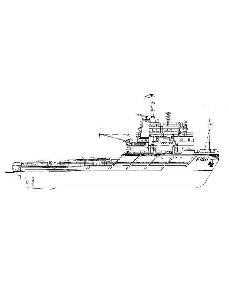 NVM 16.14.025 supply ms Kingfish (1982) - Feronia Int. Shipping