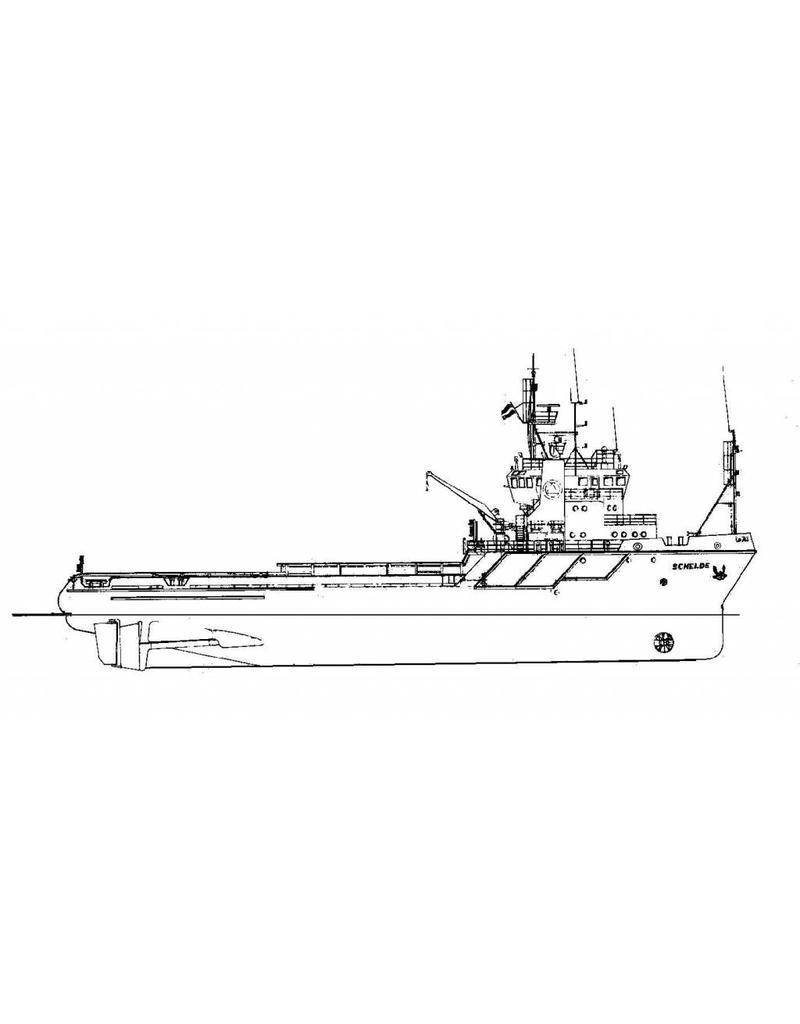 NVM 16.14.026 supply ms Schelde (1985) - Ocean Wide