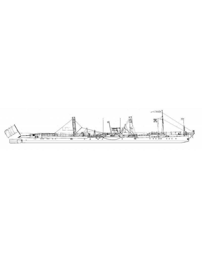 NVM 16.14.046 rader Rijnslpb ss Brest (1923) - Comp. Gen. du Nav. du Rhin