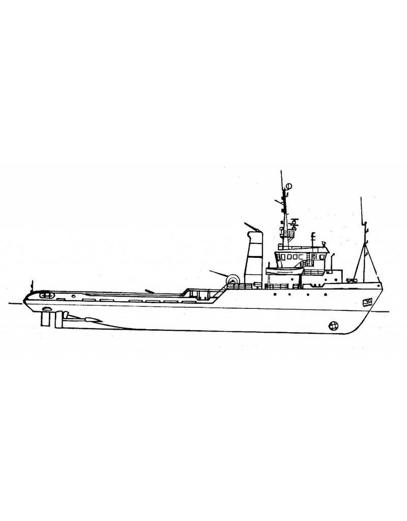 NVM 16.14.063 supply ms Atlantic Castor (1982) -
