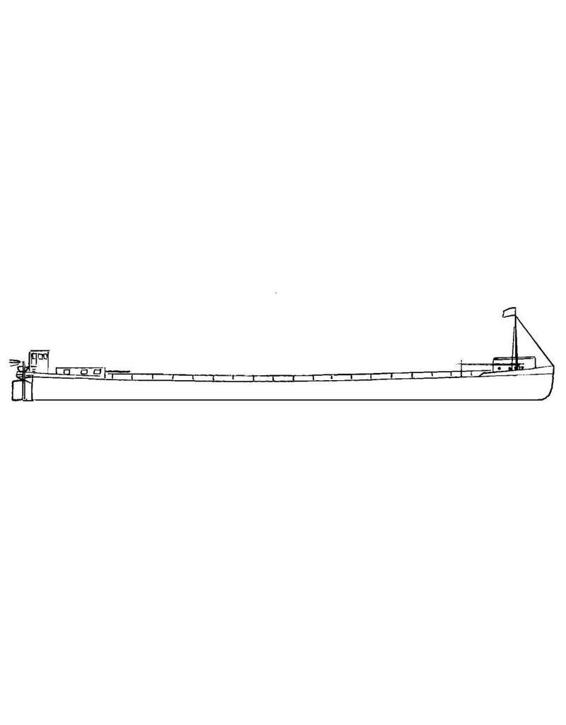 """NVM 16.15.005 sleepschip """"Navis 3"""", """"Navis 4"""" en """"Navis 5"""" (1954)"""