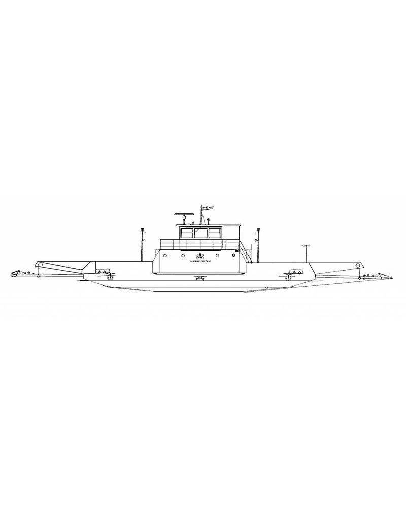 NVM 16.15.019 kabelveerpont BM 10 (1987) - RWS