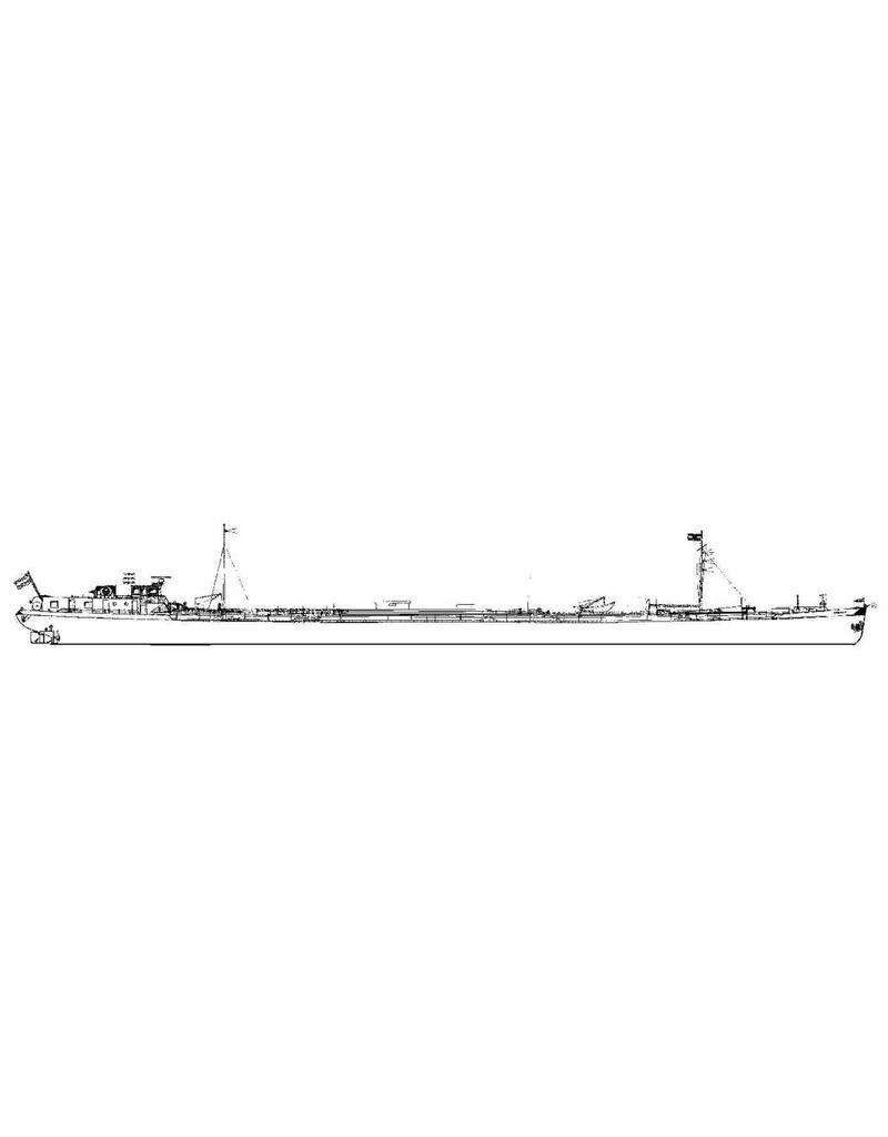 NVM 16.15.024 tankschip ms Argovia - (1956) - Int. Riviertankscheepvaart Mij.