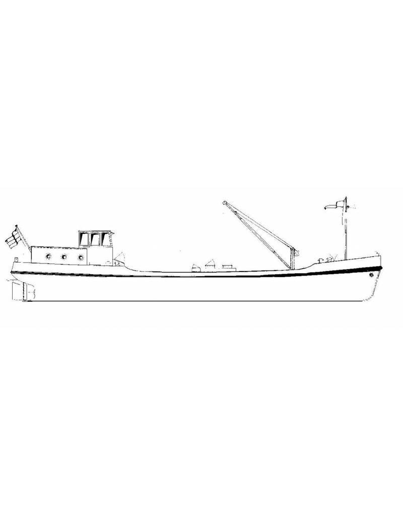 NVM 16.15.033 motortankschip voor K-3 producten (1957) - Esso Nederland