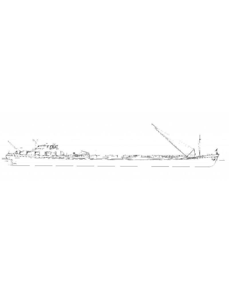 NVM 16.15.034 tankschip ms Amsterdam em ms Vinkel (1961) - VT