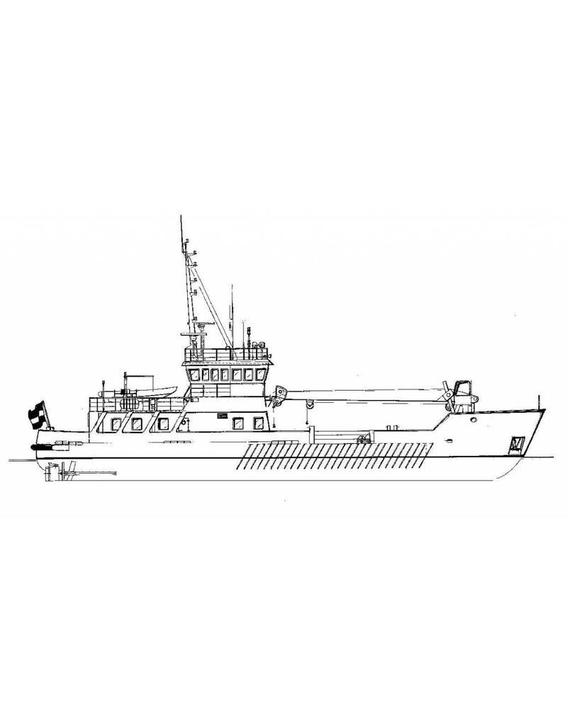NVM 16.18.027 betonningsvaartuig ms Vliestroom (1990) - RWS