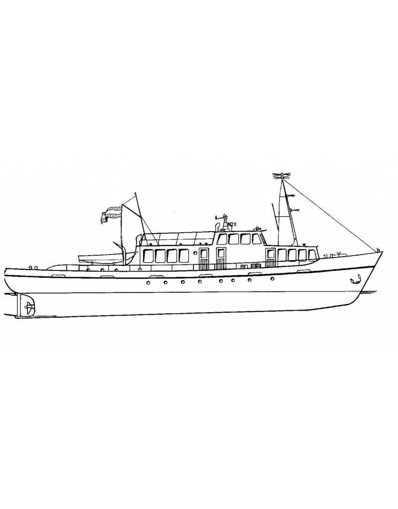 NVM 16.18.037 directievaartuig ms Jan Blanken (1960) - RWS