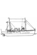 NVM 16.18.042 loodsboot ms Deneb (1946) - Loodswezen
