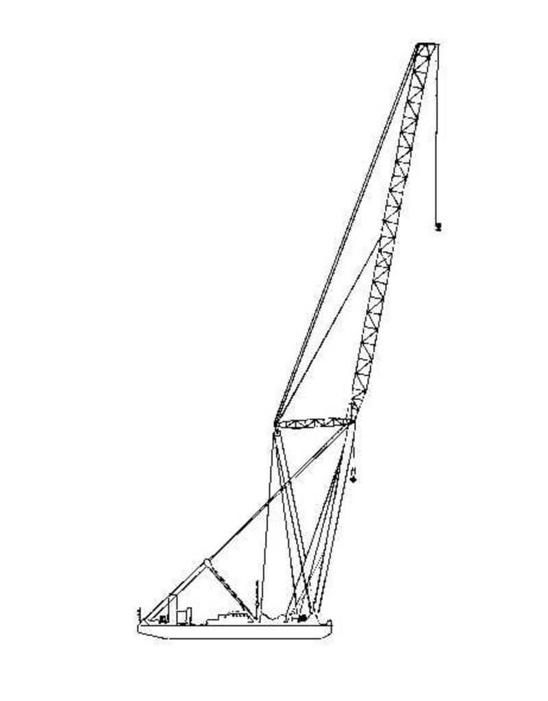 "NVM 16.19.003 drijvende bok ""Rotterdam"" (1974)"