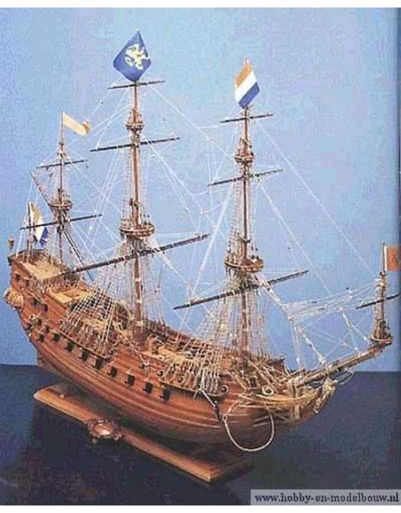 NVM 10.00.011 Hollands fluitschip (ca 1670)