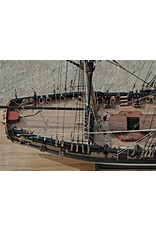 "NVM 10.00.019 Baltimore clipper ""Fair Rosamond"" ex ""Dos Amigos"" (ca 1832)"