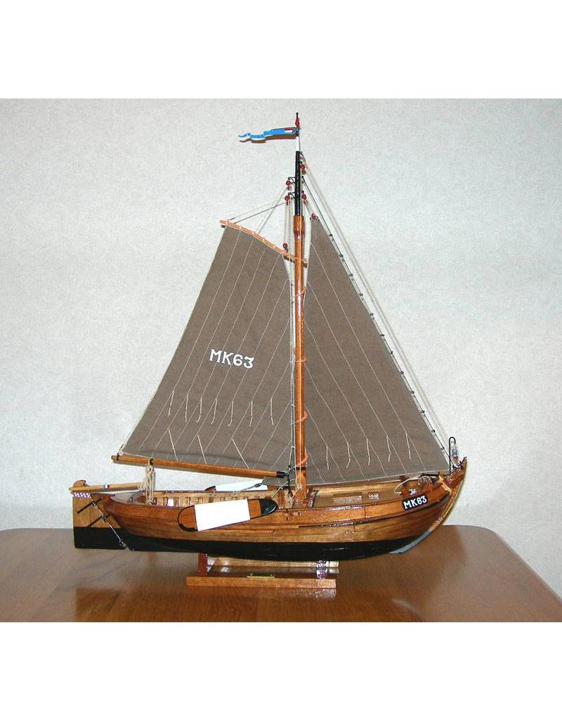 NVM 10.03.003A Zuiderzee botter