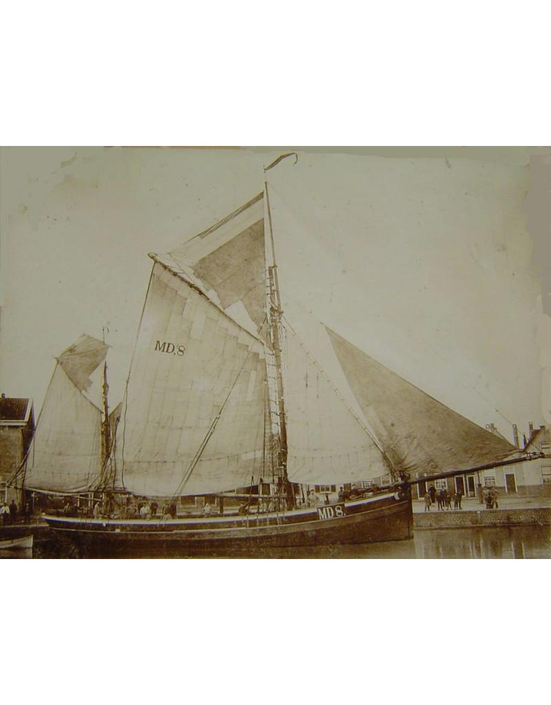 "NVM 10.03.016 beugsloep ""Vertrouwen"" MD28 (1886)"
