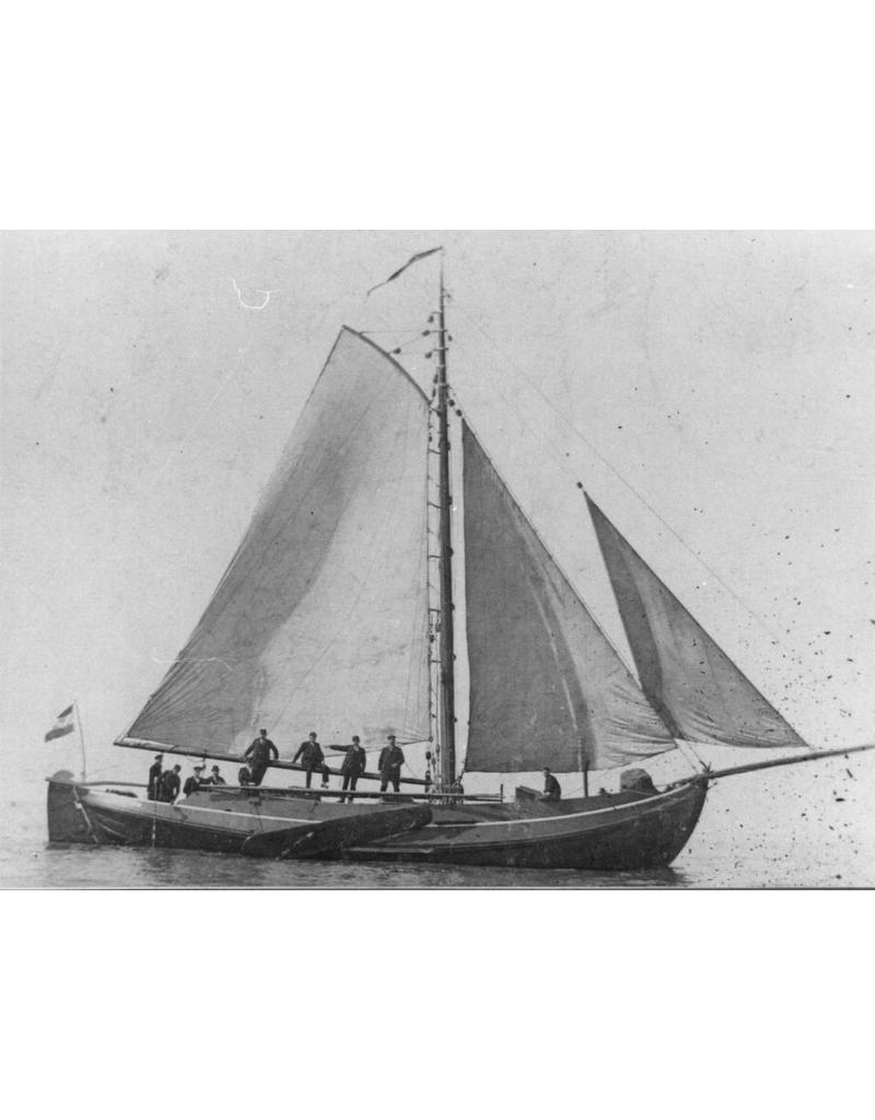 NVM 10.03.022 Noordzee botter (19e eeuw)