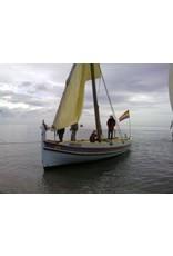 NVM 10.03.037 Barque Catalan, vissersboot van de Languedoc en CataloniÌÎÌà