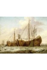 NVM 10.03.043 Haringbuis 1598, naar bestek 1597