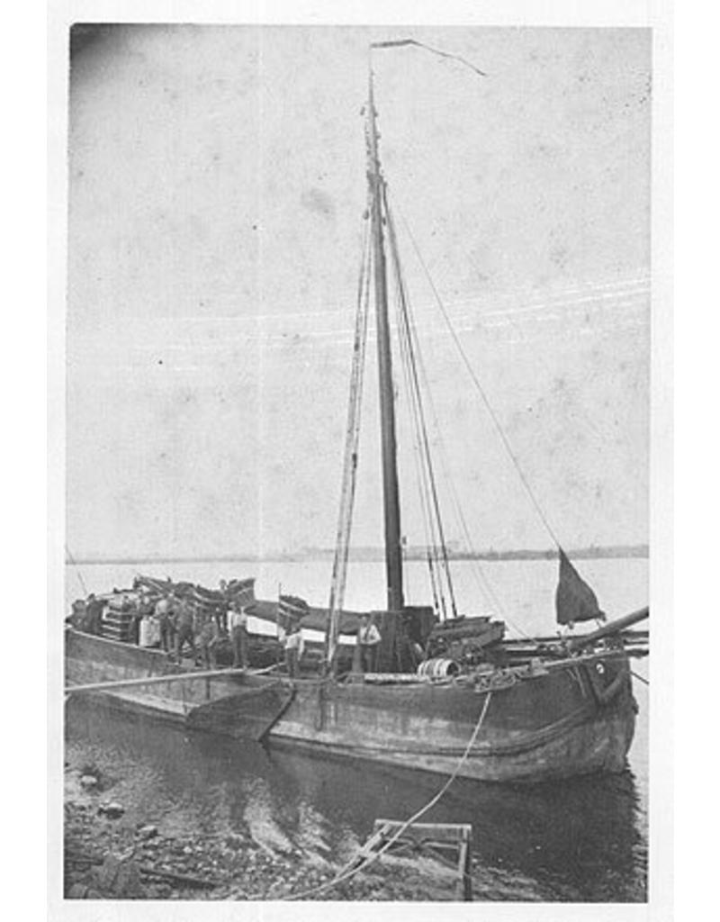 NVM 10.05.007 Overijselse praam (19e eeuw)