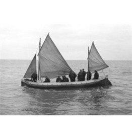 "NVM 10.07.006 NZHRM roeireddingboot ""L.A. Buma"" - station Moddergat"
