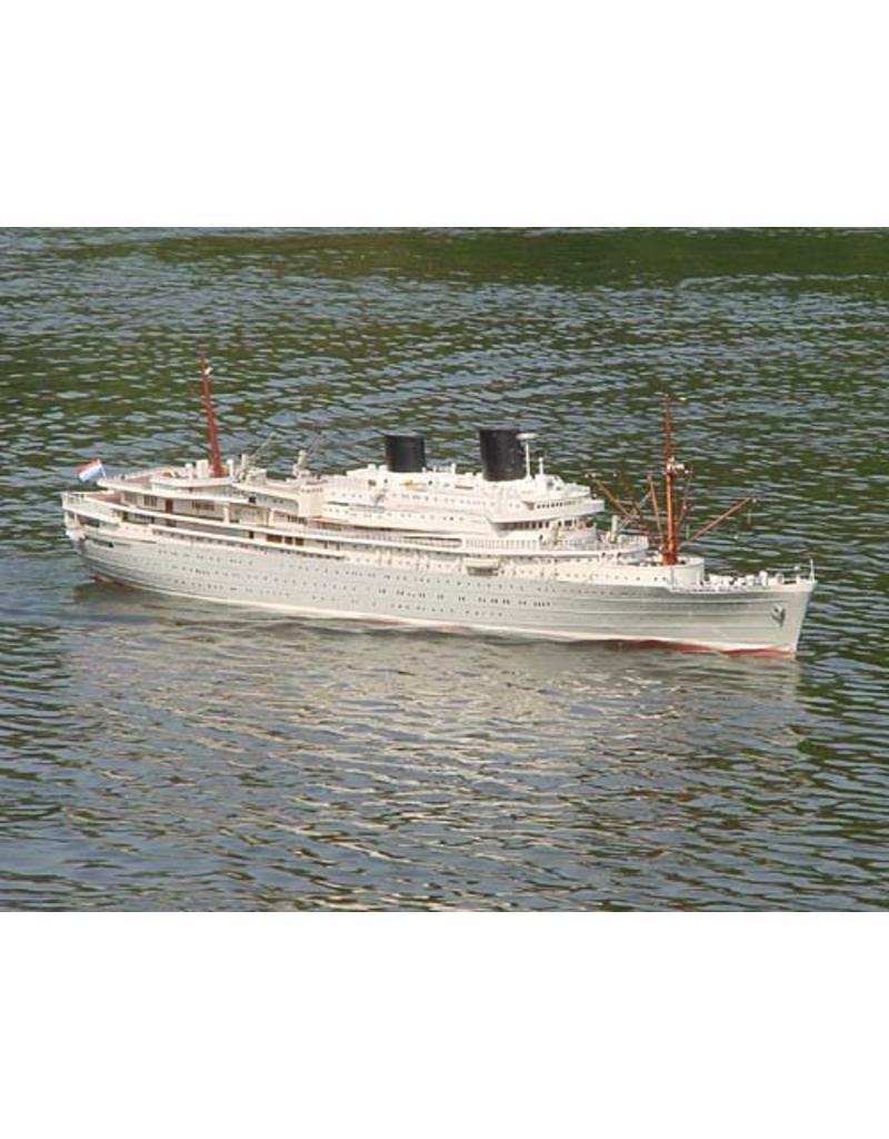 """NVM 10.10.002 passagiersschip ms """"Willem Ruys""""; (1939/1947) - Kon.Rott.Lloyd"""