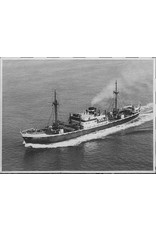 "NVM 10.10.025 vrachtschip ms ""Stentor"" (1943) - KNSM"