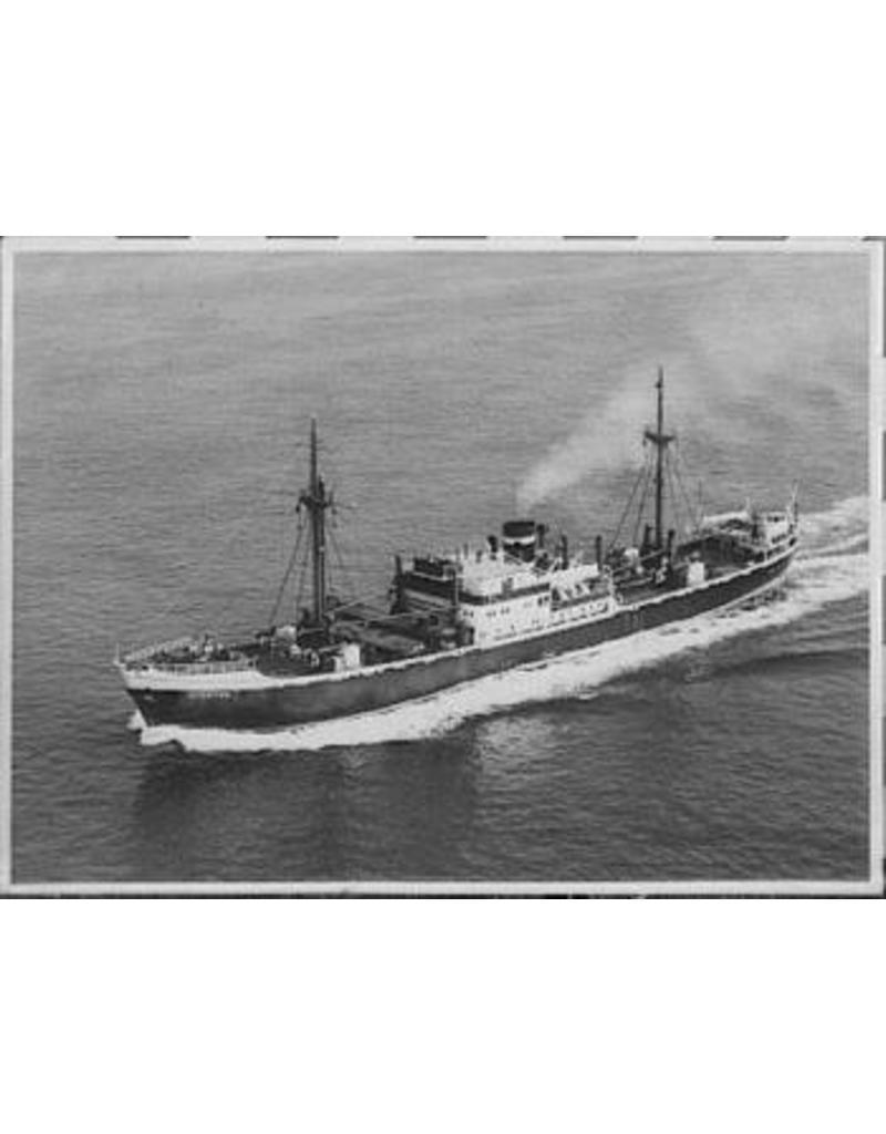 """NVM 10.10.025/A vrachtschip ms """"Stentor"""" (1943) - KNSM"""