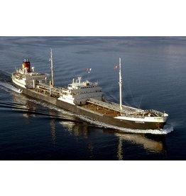 "NVM 10.10.060 tanker ss ""Kosicia"" (1957) - Shell"