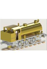NVM 20.20.036 Garrat tramlocomotief LTM nr.51; voor spoor 1 (45 mm) - Copy