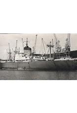 "NVM 10.10.076 vrachtschip ms "" Clan Ranald"" (1964), ""Clan Robertson"", ""Ramsay"", ""Ross"" - Clan Line"
