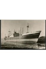 """NVM 10.10.098 vrachtschip ms """"Witmarsum""""- (1955) - Mij. Oostzee; """"Woltersum"""""""