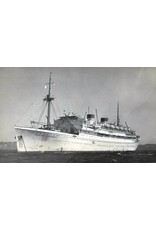 """NVM 10.10.108 pass.schip ms """"Johan van Oldenbarneveld"""" (1928) - SMN; """"Marnix van St. Aldegonde"""""""