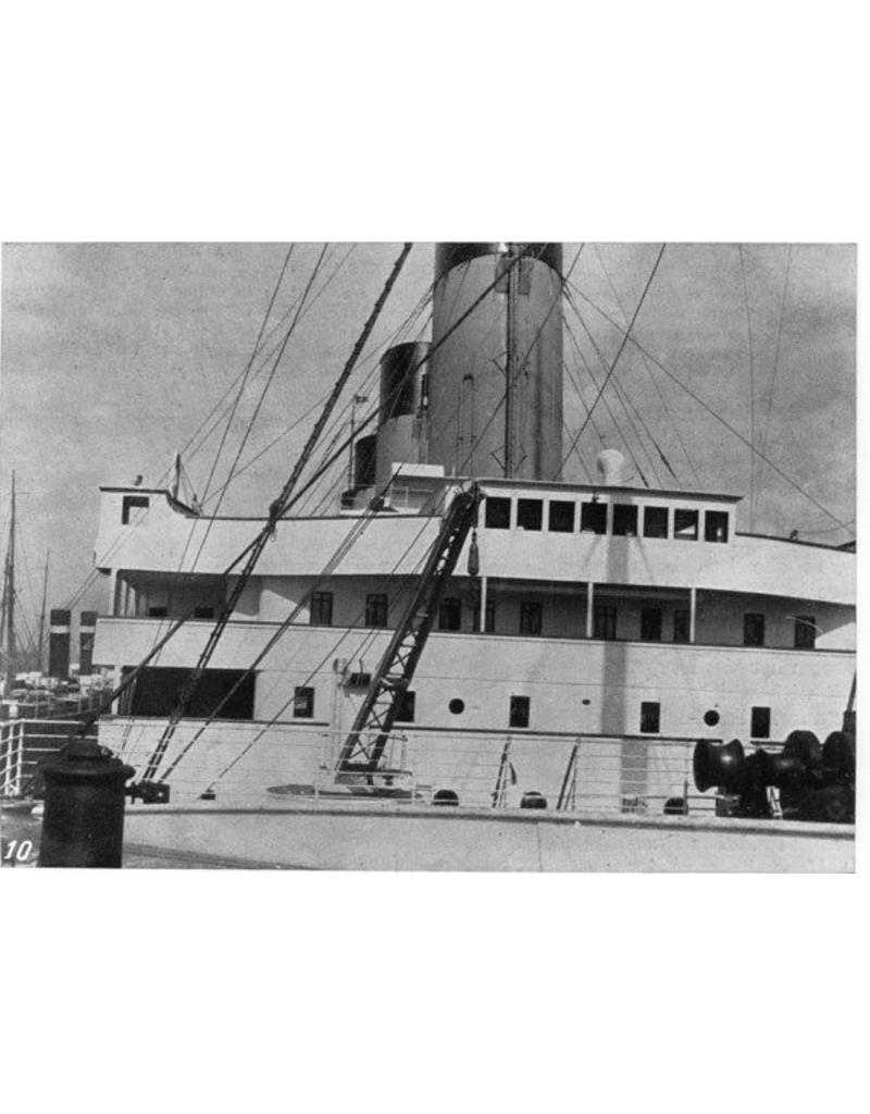 "NVM 10.10.121 pass.schip RMS ss ""Titanic"" (1909) - White Star Line"