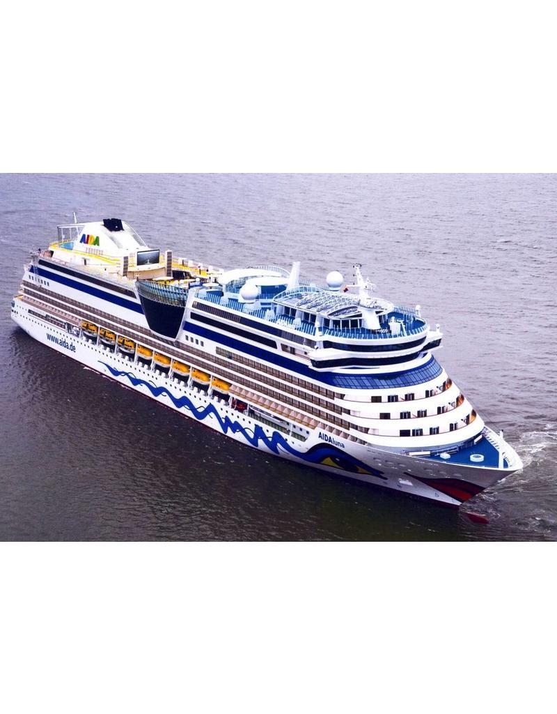NVM 10.10.141 cruiseschip ms Aida Bella, ms Aida Diva, ms Aida Luna