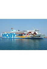 NVM 10.10.142 Fast Cruise Ferry ms Moby Aki (2005) - Moby Lines