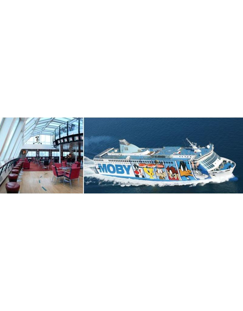NVM 10.10.143 Fast Cruise Ferry Moby Wonder (2001) - Moby Lines
