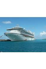 NVM 10.10.156 Cruise schip ms Grand Princess (1998)- Carnival plc; Princess Cruises