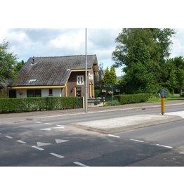 NVM 30.01.009 baanwachterswoning, spoorlijn Apeldoorn - Hengelo