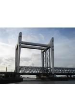NVM 30.05.009 spoorbrug Oude Maas Dordrecht (1994)