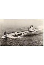 """NVM 10.11.005 HrMs onderzeeboot """"Zwaardvis"""" (1943)"""