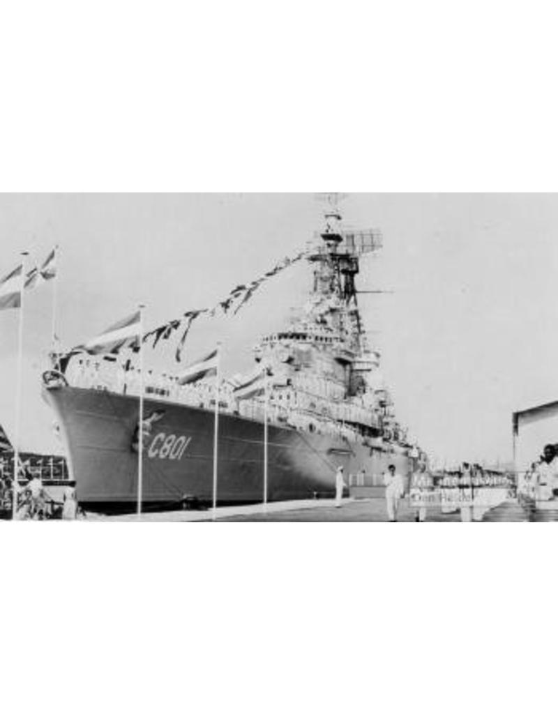 "NVM 10.11.007 HrMs kruiser"" De Ruyter"" (1953) (ex-""de Zeven ProvinciÌÎÌàn"" (1939))"