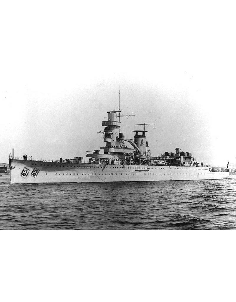 "NVM 10.11.019 HrMs kruiser ""De Ruyter""- (1936)"