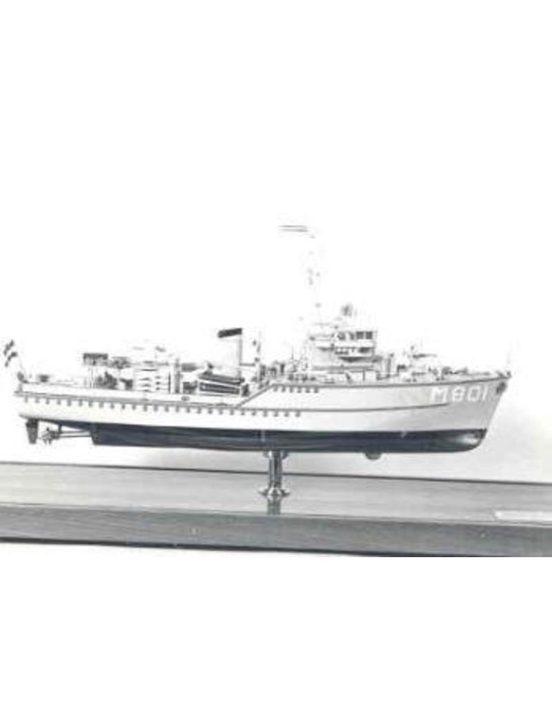 "NVM 10.11.032 HrMs kustmijnenvegers ""Dokkum""-klasse (1955/57)"